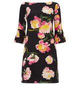 Adrianna Papell Multicolour floral dress Multi Coloured