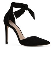 Aldo States stiletto courts Black