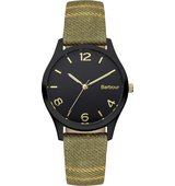 Barbour BB002BKTR ladies strap watch N A
