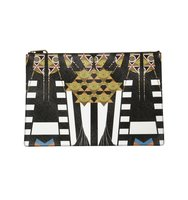 Givenchy Printed Clutch