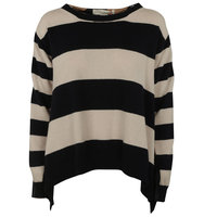 Stella McCartney Stella Mccartney Wide Stripes Sweater