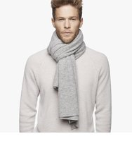 James PerseLightweight Cashmere Rib Scarf