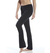 Jockey Cotton Stretch Slim Bootleg Pant