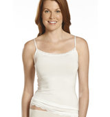 Jockey No Panty Line Promise Tactel Lace Camisole