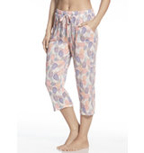 Jockey Tropical Oasis Printed Capris