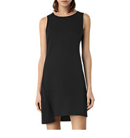 AllSaints Tara Dress Black