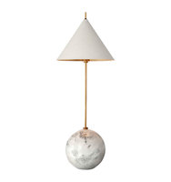 Kelly Wearstler Cleo Orb Base Accent Lamp
