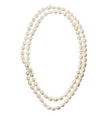 10mm Baroque Pearl Necklace