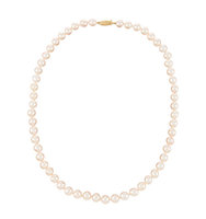 14k 9mm Cultured Pearl Necklace