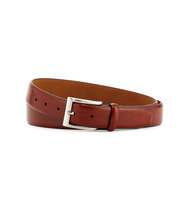 32mm Padded Leather Belt