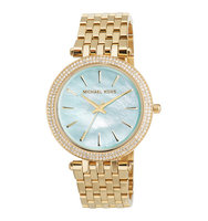 39mm Darci Golden Bracelet Watch