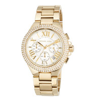 43mm Camille Glitz Chronograph Bracelet Watch