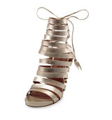 Aby Strappy Leather Sandal