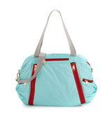 Alex Colorblock Fabric Duffle Bag