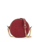 Ally Beaded Trim Canteen Bag