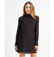 Fashion Union Floral Print Shift Dress