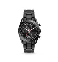 Accelerator Black Tone Watch