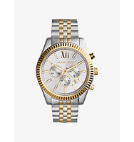 Montre Lexington Argentee Et Doree
