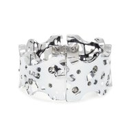 Christopher Kane Crystal Embellished Bracelet