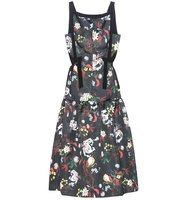 Erdem Adelle Printed Floral Dress