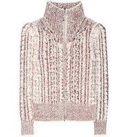 Isabel Marant Knitted Wool Cardigan