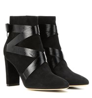 Jimmy Choo Heat 85 Suede Boots