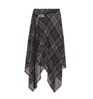 Public School Exclusive To Mytheresacom Danen Plaid Skirt