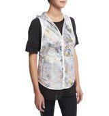 Alala Woven Hoodie Athletic Vest