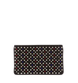 Christian Louboutin Loubiposh Tudor Spikes Clutch Bag