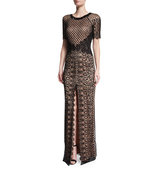 Rachel Gilbert Savannah French Lace Gown