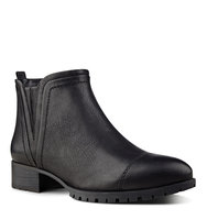Nine West Layitout Pull On Booties Black