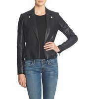 1state Faux Leather Moto Jacket
