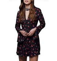 Free People Tegan Minidress