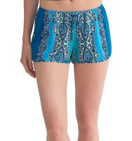 In Bloom By Jonquil Print Pajama Shorts
