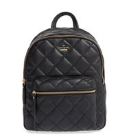 Kate Spade New York Emerson Place Ginnie Quilted Leather Backpack
