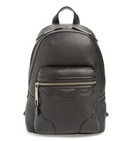 Marc Jacobs Scallops Leather Backpack
