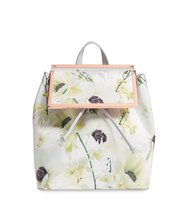 Ted Baker London Trinity Floral Leather Backpack