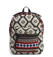 Volcom Schoolyard Print Canvas Backpack