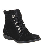 Blowfish Adel Shr Boot Black Fawn