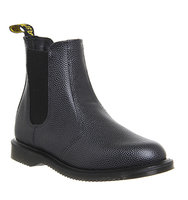 Dr Martens Kensington Flora Black Pebble Exclusive