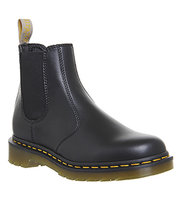 Dr Martens Vegan 2976 Chelsea Boot Black
