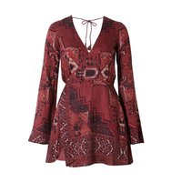 Jet Set Diaries Kilim Mini Dress