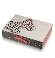 Radley London Fleet Street Large Hinged Box Ivory