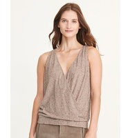 Ralph Lauren Beaded Georgette