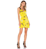 ALC Serena Dress in Yellow