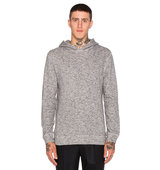 Harmony Socrate Hoodie in Gray
