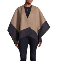 Rag And Bone Double Faced Merino Wool Wrap