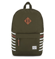 Herschel Supply Co Heritage Backpack Forest night tan