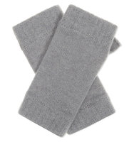 Johnstons Cashmere Wrist Warmers Coyote