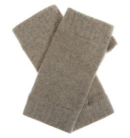 Johnstons Cashmere Wrist Warmers Moondust